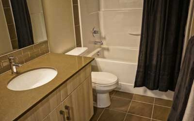 Two Bedroom -<br />Master Bath