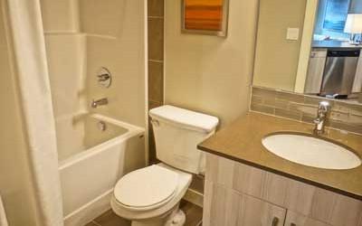 Two Bedroom -<br />Bathroom