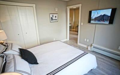 One Bedroom -<br />Bedroom