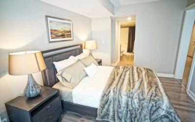 Two Bedroom -<br />Bedroom