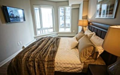 Two Bedroom -<br />Master Bedroom